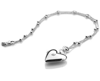 Colier Romantic cu diamantJust Add Love DP142