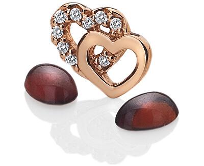 Element Herzen mit Granaten Anais EX107