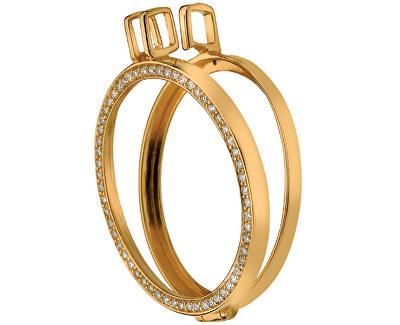 Pandantiv placat cu aur și diamant Anais DP558_DP559