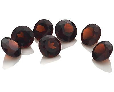 Elementy z granátů Hot Diamonds Anais AG004