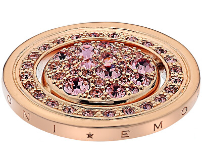 Pandantiv Hot Diamonds Estate Emozioni e Primavera Rose Gold EC251-257