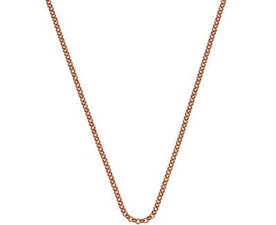 Rose vergoldete Halskette Emozioni Belcher CH054