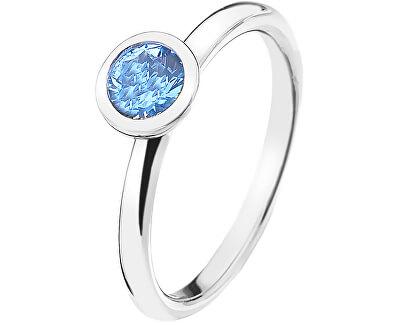 Silber Ring Emozioni Scintilla Blue Peace ER022