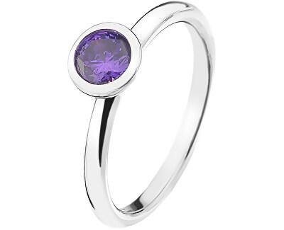 Inel din argintEmozioni Scintilla Violet Spirituality ER021