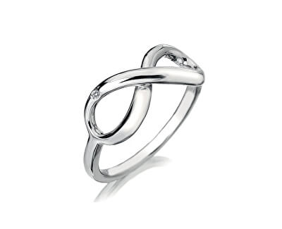 Inel din Argint Hot Diamonds Infinity DR144
