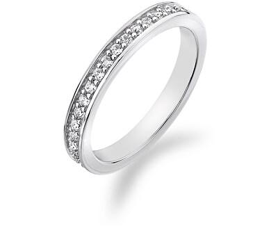 Inel din argint cu cristale Emozioni Infinito ER007