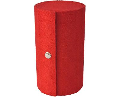 Červená cestovná šperkovnica SP-885 / A10