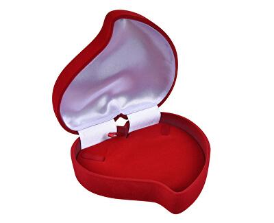 Darčeková krabička na náhrdelník Srdce F-92 / A7