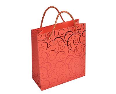Červená dárková taška MV-5/A7