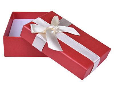 Červená krabička na soupravu šperků AP-6/A10