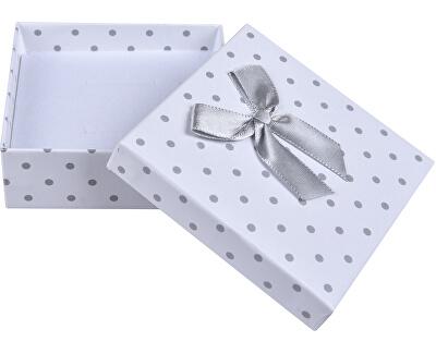 Bodkovaná krabička na súpravu šperkov KK-5 / A1