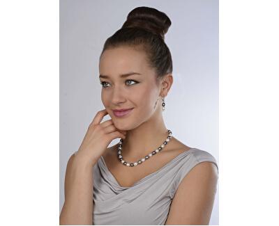 Náhrdelník s pravými perlami JL0500