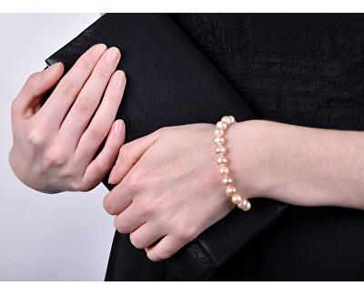 Zvýhodněná perlová souprava šperků JL0142, JL0027 (náramek, náušnice)