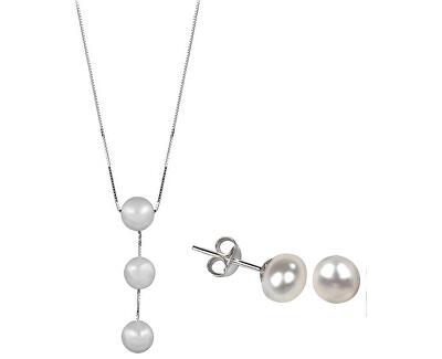 Zvýhodnená súprava šperkov JL0431 a JL0026 (náušnice, náhrdelník)