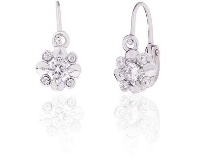 Cercei din argint pentru copii floricele SVLE0433XI2BI00