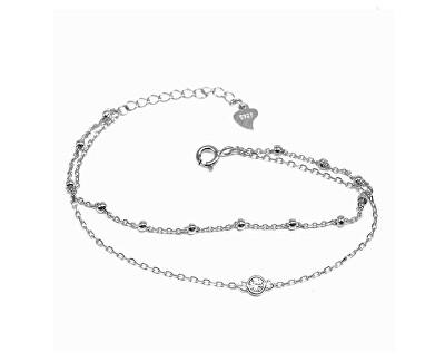 Bracciale doppio in argento SVLB0172XH2BI17