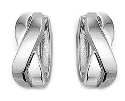 Orecchini minimalistici in argento SVLE0883XH20000