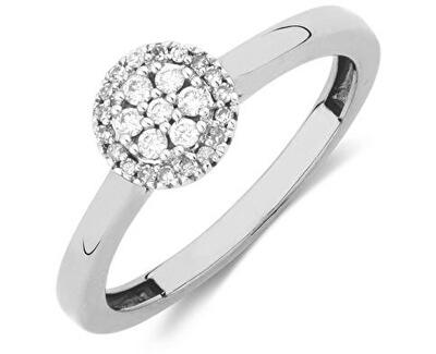 Stříbrný prsten s krystaly SVLR0238XH2BI