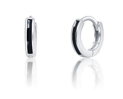 Minimalistické kruhové náušnice SVLE0948XI2CE00