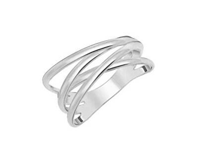 Stylový stříbrný prsten SVLR0251XH200