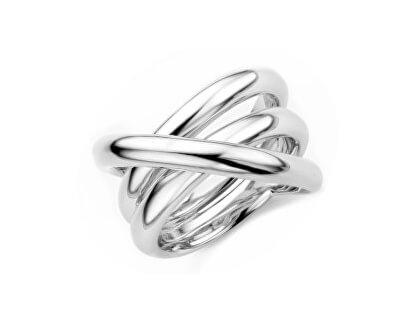 Stylový stříbrný prsten SVLR0253XH200