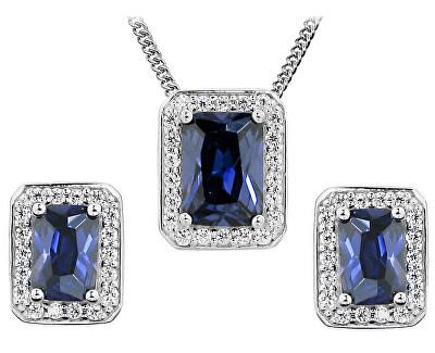 Zvýhodněná sada šperků s třpytivými zirkony