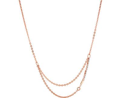 Elegantný oceľový náhrdelník LJ1317