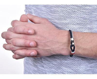 Dunkelbraunes Herren Armband LS1813-2/5