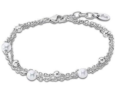 Štýlový náramok s perličkami LS2001-2 / 1