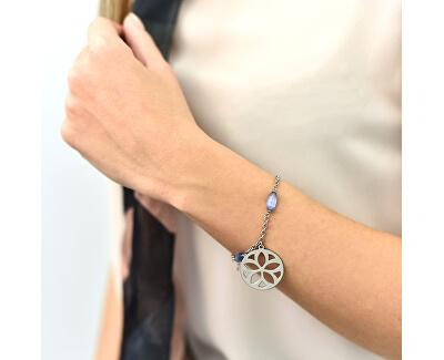 Elegantes Damenarmband mit Anhänger SATE04