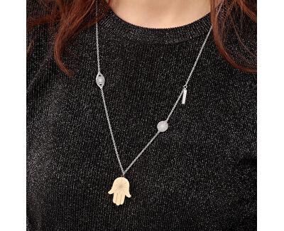 Oceľový náhrdelník Gipsy SAQG07
