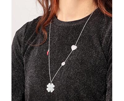 Oceľový náhrdelník Gipsy SAQG09