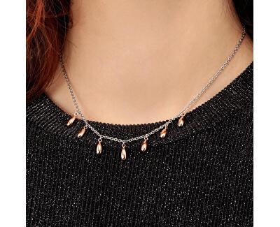 Oceľový náhrdelník Gipsy SAQG03