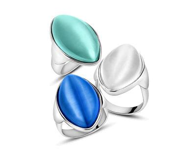 Oceľový prsteň Profond SALZ22