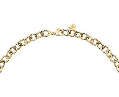 Nadčasový náhrdelník s masivním detailem Unica SATS02