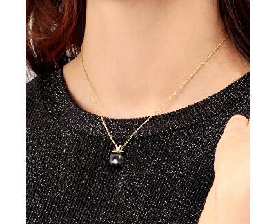 Pozlátený náhrdelník Gemma SAKK101 (retiazka, prívesok)