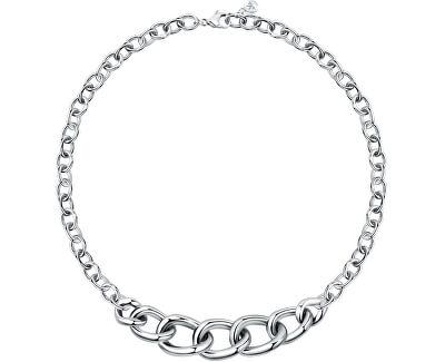 Moderní náhrdelník s masivním detailem Unica SATS01