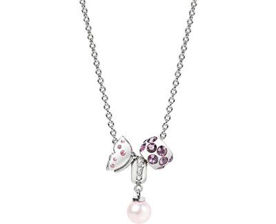 Ocelový náhrdelník Drops SCZ040