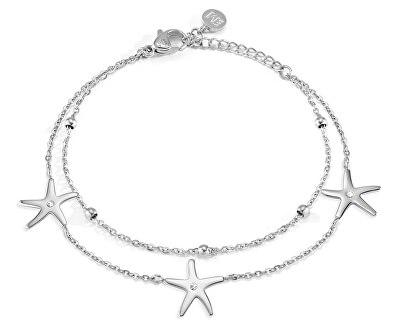 Brățară de oțel cu stele de mare Tenerezze SAGZ09