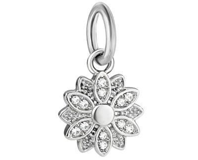 Pandantiv din oțelDrops Charms Flower SCZ711