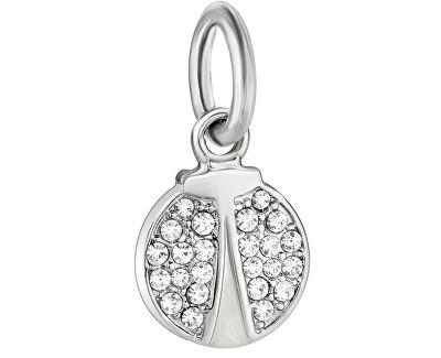Pandantiv din oțel Drops Ladybug SCZ706