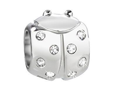 Pandantiv din oțel Drops Ladybug SCZ707