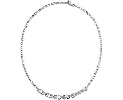 Pánský ocelový náhrdelník Rocce SALS02