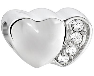 Pandantiv din oțel Drops Heart SCZ660