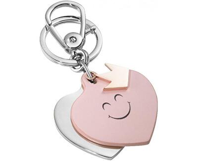 Romanticbreloc roz pentru chei LOVE SD8511