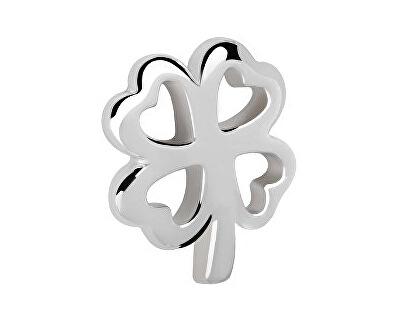 Stříbrný čtyřlístkový element Scrigno D`Amore SAMB11