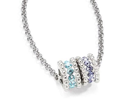 Ocelový náhrdelník Drops Jewel SCZ542