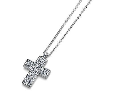 Náhrdelník s krystaly Swarovski Bless 9361