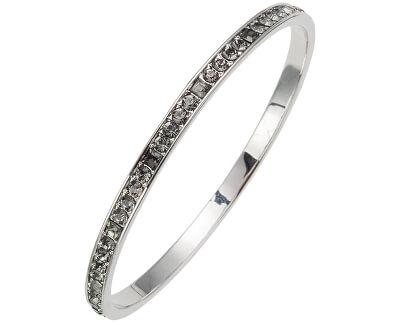 Pevný třpytivý náramek Black Diamond One 32051 215