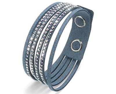Náramek Simple Cut Blue Crystal AB 32130BU 001